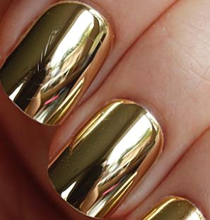 Metallic Makeup - should you try it?